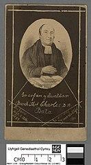 Er cof am y diweddar Barch. Thos. Charles B.A. Bala