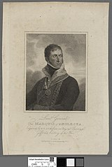 Lieut. General The Marquis of Anglesea