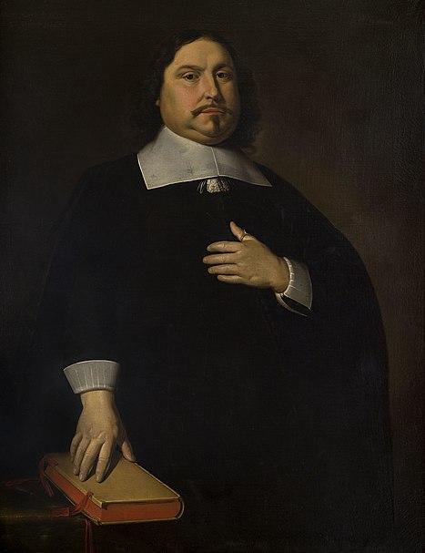 File:Portret van Burgemeester G.ten Berge door J.J.de Stomme - Noordlaren - 20169245 - RCE.jpg