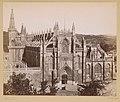 Portugal, abdij van Batalha vooraanzicht, RP-F-F01139-EC.jpg