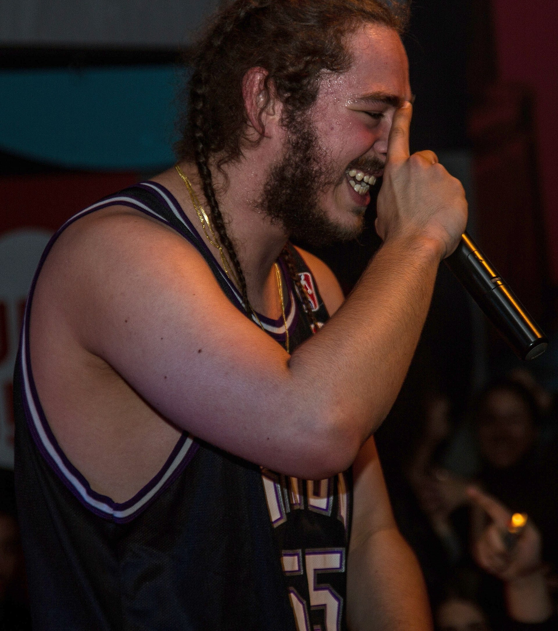 Post Malone Dad: Post Malone