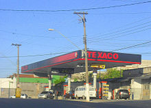 Texaco wikip dia - Station essence total porte d orleans ...