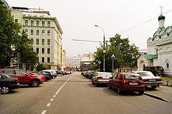 Povarskaya view.jpg rua