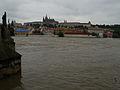 Povodně 2013 Hergetova cihelna a Karlův most.JPG