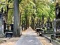 Powązki Cemetery, Warsaw, Poland in 2019, 02.jpg