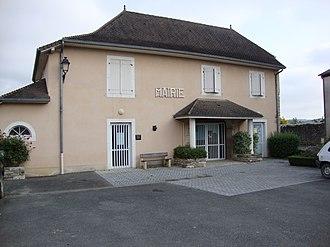 Préchacq-Josbaig - The town hall of Préchacq-Josbaig
