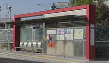Estaci n de prado del rey wikipedia la enciclopedia libre for Metro ligero colonia jardin