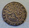 Prague Groschen, Bohemia, 14th century - Bode-Museum - DSC02611.JPG