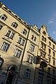 Praha, Vyšehrad, Lumírova, činžovní domy.jpg