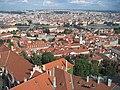 Praha, pohled na město z Hradčan - panoramio.jpg