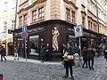 Praha, roh Husovy a Karlovy.JPG