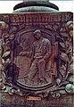 Praha - Most Legii - Bronze Lamppost.jpg