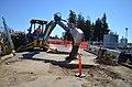 Preparing for levee work near the Fairbairn Water Treatment Plant (10602147643).jpg