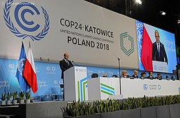 President Rumen Radev attends the UN Climate Change Conference in Katowice, Poland 10.jpg