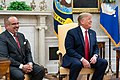 President Trump Meets with the Crown Prince of Bahrain (48749189818).jpg