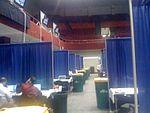 Press Filing Center in Wilkins Auditorium (2828774872).jpg