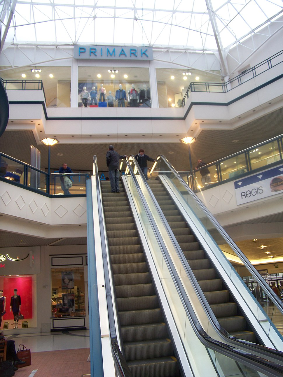 Primark in the Cornmill Centre, Darlington