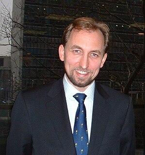 Zeid Raad Al Hussein Jordanian prince