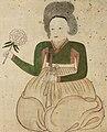 Princess Bari holding the flower of resurrection.jpg