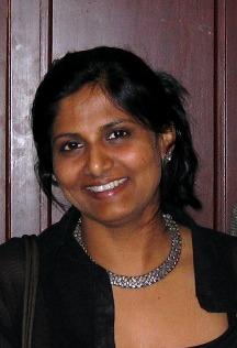 Priyamvada Natarajan Indian astronomer