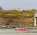 Probeanflug Rettungshubschrauber auf den Kalkberg-5838.jpg