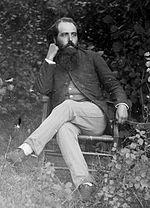 El poeta Prosper Estieu es uno de los fundadores del Colegio de Occitania en Toulouse.