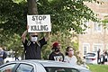 Protest against police violence - Justice for George Floyd, May 26, 2020 21.jpg