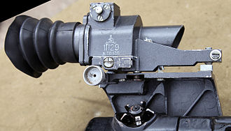 AK-74 - 1P29 Universal sight for the AK-74 and other small arms