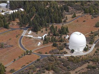 Palomar Testbed Interferometer long-baseline interferometer at the American Palomar Observatory in San Diego County, California, US