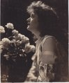 Publicity still of Billie Burke from 1916 film Gloria's Romance.tif