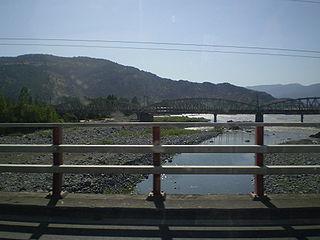 Tinguiririca River river in Chile