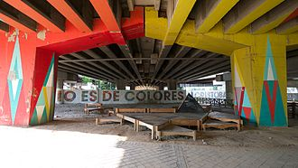 Puente de Colores - Puente de Colores playground