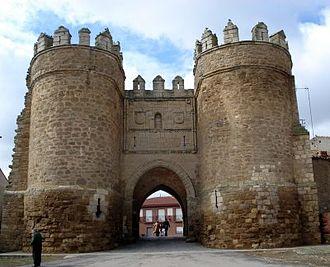 Villalpando - Image: Puerta San Andres