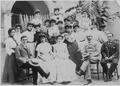 Puerto Rico. School-pupils and classes. Principal, teachers and a few advanced pupils. Mayaguez Industrial School. - NARA - 542391.tif
