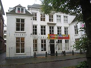 Pulchri Studio art institution and studio in The Hague, Netherlands