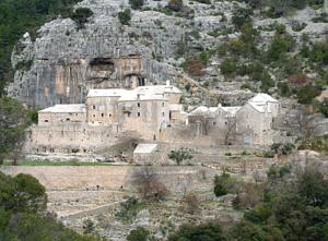Blaca hermitage - Pustinja Blaca Monastery
