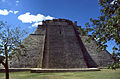 Pyramid of the Magician - East front (21979425940).jpg