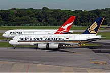 Zračna luka Singapur