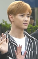Qian Kun going to a Music Bank recording in April 2018 01.png