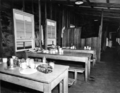 Queensland State Archives 1082 Interior of the Urangan Waterside Workers Quarters c 1955.png