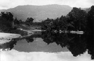 Little Mulgrave, Queensland - Little Mulgrave River, circa 1935