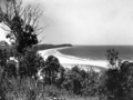Queensland State Archives 1929 View of Palm Beach from hills of Currumbin looking towards Burleigh Heads c 1934.png