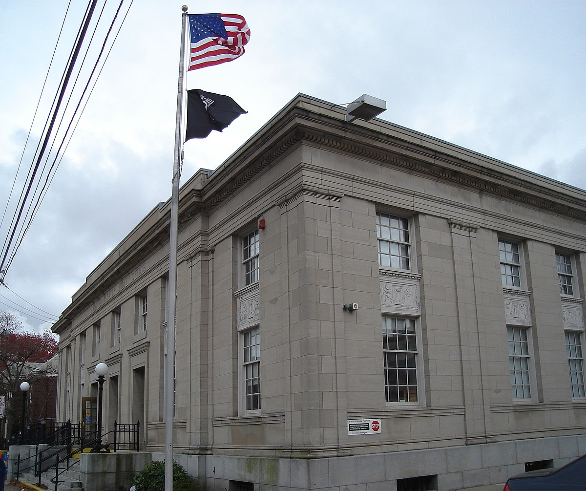 United States Post Office–Quincy Main