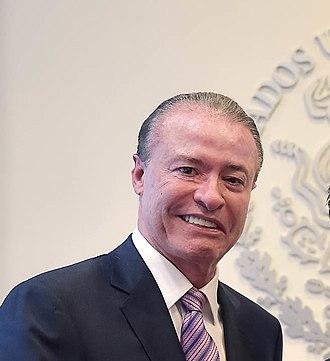 Quirino Ordaz Coppel - Image: Quirino Ordaz Coppel