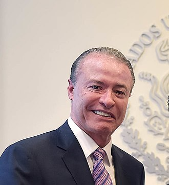 Governor of Sinaloa - Image: Quirino Ordaz Coppel