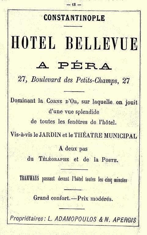 Hotel Bellevue Et Du Chariot D Or Paris