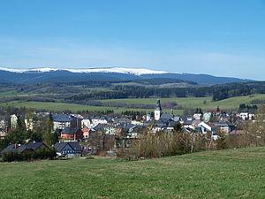 Rýmařov - View of Rýmařov