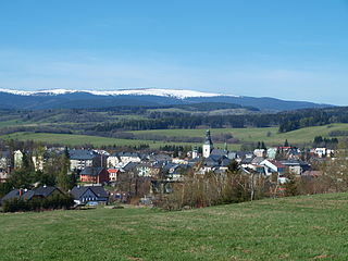 Rýmařov Town in Moravian-Silesian, Czech Republic