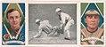 R. J. Wallace-Barney Pelty, St. Louis Browns, baseball card portrait LCCN2008678407.jpg