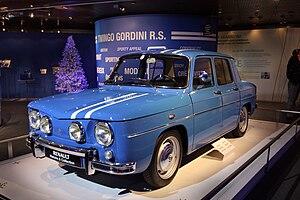 Gordini - Renault 8 Gordini